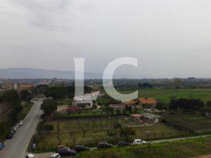 Veduta dall'alto del Bastione