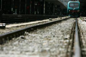 Treno treni Fs ferrovie binario binari