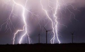 Tempesta di fulmini