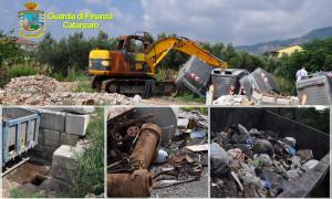 gdf_discarica_sequestrata_lamezia