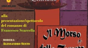 """Presentazione del libro """"Il morso della taranta"""" al Caffè Letterario Bar del Popolo"""