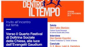 Diocesi Lamezia verso Festival Dottrina Sociale della Chiesa a Verona. Domani incontro con don Davide Vicentini
