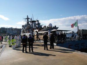 A Reggio Calabria sbarcati 250 migranti