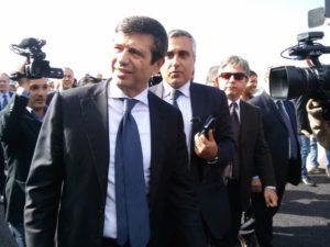 Il Ministro Maurizio Lupi visita tratto A3