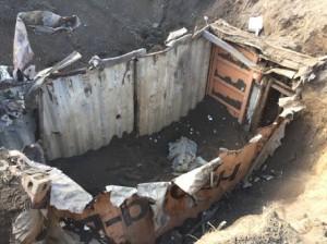 'Ndrangheta: scoperto container-bunker nella Locride