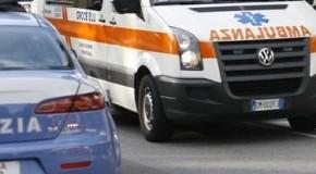 Incidente stradale nel lametino nei pressi dell'area industriale. Tre auto coinvolte, due feriti