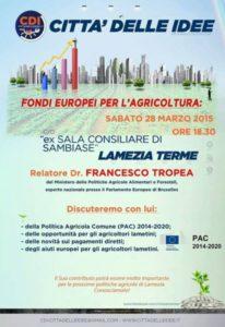convegno_sui_Fondi_Europei_per_l'Agricoltura