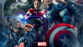 AVENGERS: AGE OF ULTRON (NO 3D)