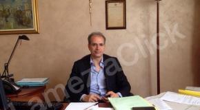 Il sindaco Paolo Mascaro annuncia lo sciopero della fame