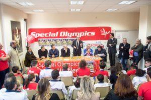 Special Olympic European basketball week