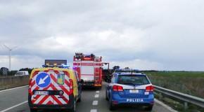 Incidenti stradali, un morto e 4 feriti. Scontro tra auto sulla statale 534 nei pressi di Sibari