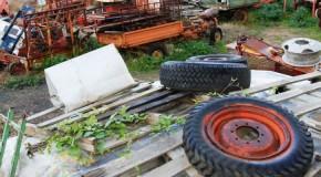 Sequestrata discarica abusiva nel vibonese, oltre 50 tonnellate di rifiuti speciali e scarti di lavorazione edile