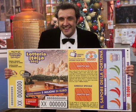 Rai: Affari Tuoi - Lotteria Italia