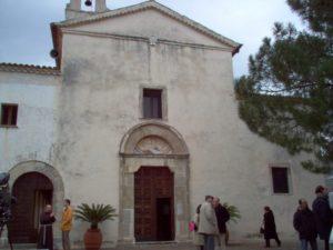 Convento Belvedere Marittimo dove sono le reliquie San Valentino