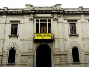 A Reggio Calabria campagna in favore Giulio Regeni