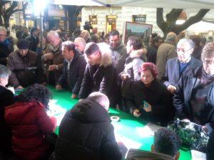 A Cosenza raccolta firme per no metro leggera