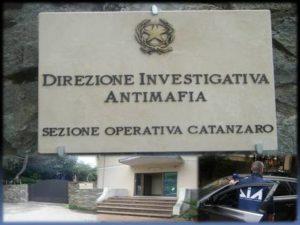 'Ndrangheta: Dia Catanzaro arresta quattro imprenditori a Lamezia Terme