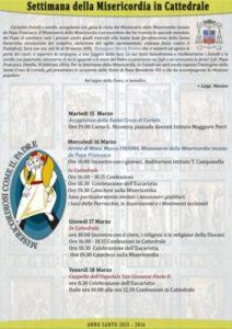 settimana misericordia diocesi lamezia