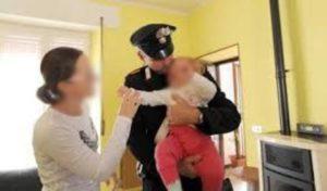 Carabinieri Villa San Giovanni soccorrono famiglia tedesca