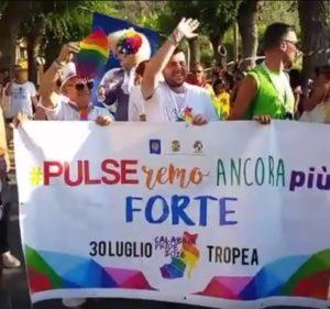 Gay: Calabria pride a Tropea
