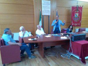 presentazione di Liriche, note e ...sotto le stelle di San Lorenzo