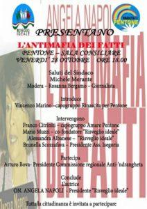 presentazione antimafia dei fatti_pentone_locandina