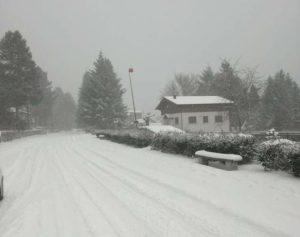 Neve in Sila