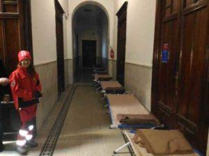 Maltempo: gelo in Calabria, sindaco Reggio apre Comune a senzatetto