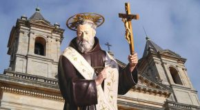 Il beato Angelo d'Acri sarà canonizzato il 15 ottobre. In festa la chiesa cosentina