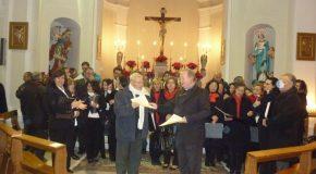 """Recital """"Cristo è risorto"""" del Coro polifonico diretto da don Pino Latelli nelle Case di riposo """"Tamburelli"""" e """"Comunale"""""""