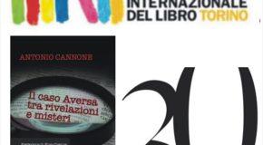 """Il """"Il caso Aversa tra rivelazioni e misteri"""" protagonista alla 30a edizione della Fiera del Libro di Torino"""