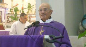"""Le famiglie del Carmine incontrano Monsignor Ferraro su """"Ruolo e missione della famiglia nella Chiesa e nella società contemporanea"""""""