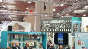 L'editoria calabrese al Salone Internazionale del Libro di Torino: ampio spazio a Corrado Alvaro; anche i testi su San Francesco di Paola