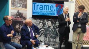 Presentato Trame.7 Festival dei libri sulle mafie al 30° Salone Internazionale del Libro di Torino