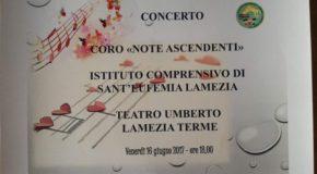 """Oggi al Teatro Umberto concerto del coro """"Note Ascendenti"""""""