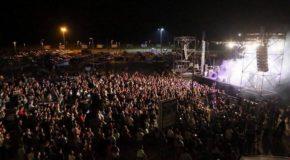"""In oltre diecimila per i Tiromancino alla Concert Area Due Mari di Maida, premiati con il """"Riccio d'Argento"""""""