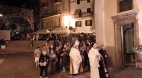 Veglia e pellegrinaggi nel cuore della notte a Conflenti nel giorno della festa della Madonna della Quercia