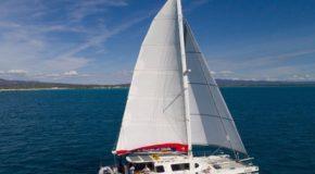 Giunto in Calabria il catamarano accessibile progettato dal velista Andrea Stella