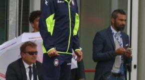 """Sabato il Crotone affronta l'Inter. Nicola: """"Abbiamo bisogno di scoprire e valorizzare le qualità di tutti"""""""