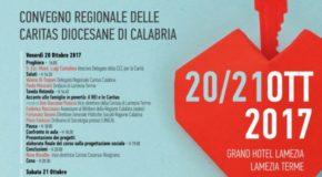 """Venerdì 20 e sabato 21 il convegno regionale delle Caritas calabresi """"Non amate a parole ma con i fatti"""""""