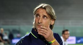 """Domani sfida con la Fiorentina, Nicola: """"Dobbiamo perseverare"""""""