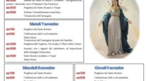 Il Quadro pellegrino della Madonna del Miracolo farà visita al Santuario San Francesco di Paola in Lamezia Terme