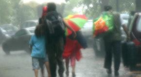 Piogge forti nel crotonese, scuole chiuse
