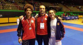 Campionato Italiano Esordienti A di Karate, Vincenzo Pino della ASD Sporting Center conquista il bronzo nazionale
