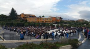 In migliaia a Paravati per l'ottavo anniversario della morte di Natuzza Evolo