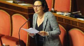 """""""Racconto un impegno"""". La Senatrice Doris Lo Moro fa il resoconto dell'attività parlamentare svolta nella XVII legislatura"""
