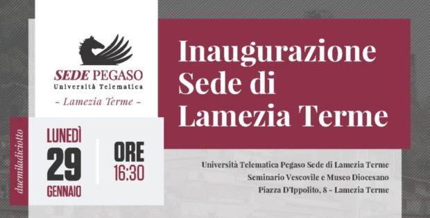 Lunedì 29 l'inaugurazione della nuova sede dell'Università ...