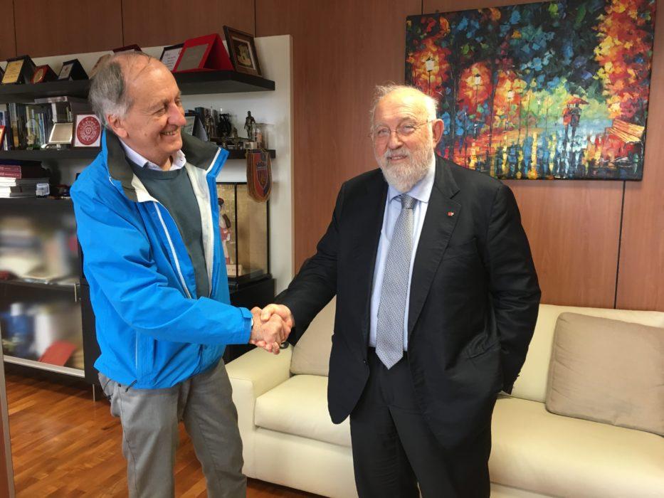 ARCAVACATA DI RENDE (COSENZA) – «Esprimo a nome mio e dell Università della  Calabria gli auguri di buon lavoro al professor Antonio Mingozzi a6b186cfb352