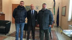 Identità Nazionale incontra il commissario Alecci
