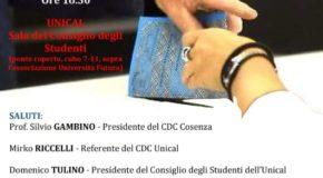 All'Unical seminario sulla nuova legge elettorale con i Proff. Gambino, Nocito e Calabrò
